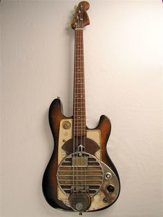 Mercy Bass guitar full frontPicture