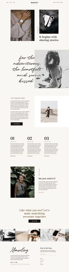 Easy-to-use Showit Website Template to help you launch a stylish website that perfectly matches your unique business brand. #showit #website #template #webdesign #branding #business #creative #professional #best #top #minimalist #editorial #magazine #love #style