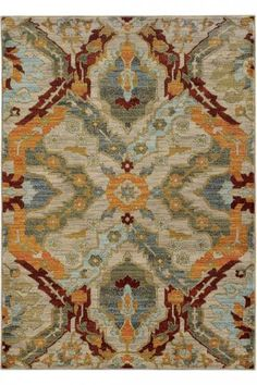 Felice Area Rug - Machine-made Rugs - Synthetic Rugs - Transitional Rug | HomeDecorators.com