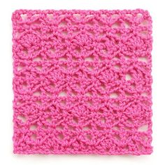 Gourmet Crochet: Variations on a Theme Square #11