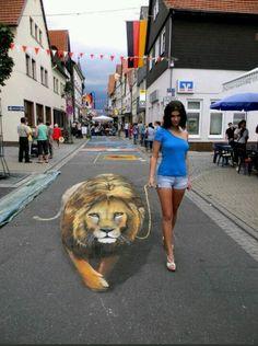 Amazing street art!!
