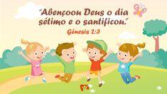 Gênesis 2:3 | Quebra-cabeça - NT Kids