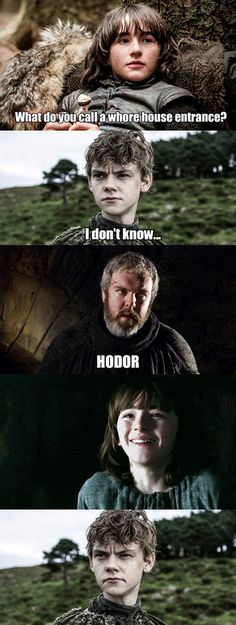 Game of Thrones funny memes - Bran The Stand-Up Comedian