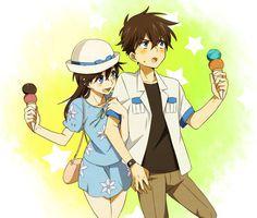 Ice - cream...