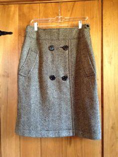 woolen skirt, recycl skirt