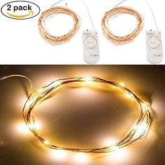 Dealbeta Guirlande Lumineuse Interieur 10M 100 ampoules LED