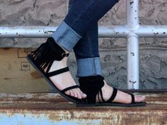 Boho Chic Sandal