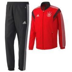 Adidas Duitsland Presentatiepak   Voetbalschoenshop