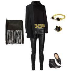 Bracelets, ring, belt and bag. http://myla.es/es/