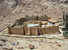 $60 St. Catherine Excursions From Sharm Tours to Sinai Monastery #Sharm #Sinai