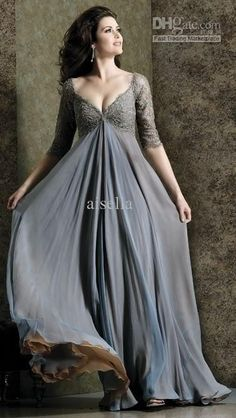 This is BEAUTIFUL. I LOVE THIS.  Wholesale Plus Size Evening off shoulder Dress Ceremony Party Ball Prom Gown rl512, Free shipping, $181.44-189.28/Piece   DHgate