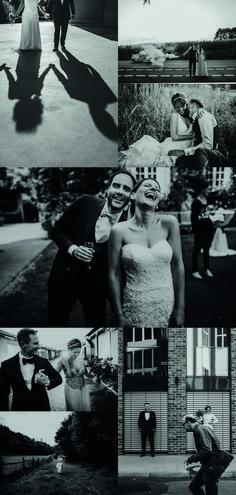 Morderne, natürliche & professionelle Hochzeitsfotos mit Humor. Fotografen von www.wildweddings.de
