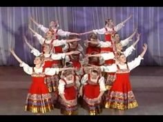 "Russian dance ""Summer"" by the incredible Igor Moiseev Ballet.  IGOR MOISEYEV BALLET is consistently acclaimed throughout the world as the greatest of all folk dance groups."