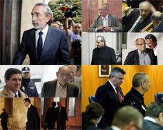 Repasamos los diez casos más importantes de corrupción que investiga la Justicia española en estos momentos y que gravitan a diario sobre la actualidad política.