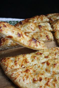 Chocolate Therapy: Homemade Cheesy Bread