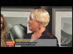 Hallmark Channel Makeover Monday with Melanie Mills
