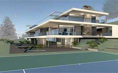 Roger Federer se construye otra casa en el lago de Zúrich http://www.deluxes.net/view.php?id=350