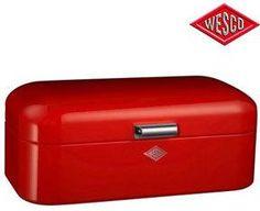 Wesco Grandy Breadbin by Red Candy