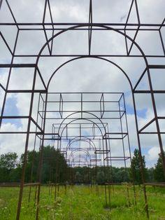 Landschapskunst, Park, Zoetermeer, Zuid-Holland.