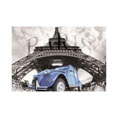 rectangular-magnet-of-paris-blue-citroen-2cv-car-fisheye-effect-and-the-eiffel-tower.jpg (800×800)