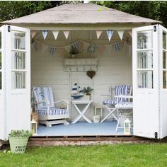 Do you have an extra room in your garden. What are the benefits of a garden room?