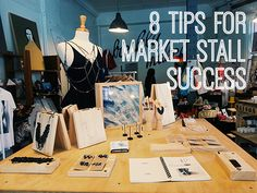 8 Tips for Market Stall Success , Advice And Tips