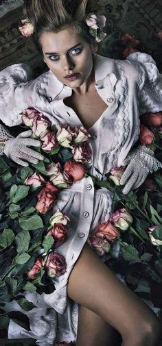 Chanel ~ Vanity Fair Italia