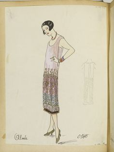 Almée | Jean-Charles Worth | V&A Search the Collections