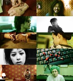 Chan-wook Park's Oldboy (2003) - great movie, great cinematography!