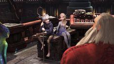 Elsa Y Jack Frost, Jake Frost, Jack Frost And Elsa, Disney Princess Art, Disney Fan Art, Jelsa, Ariana Grande Outfits, Rise Of The Guardians, Modern Disney