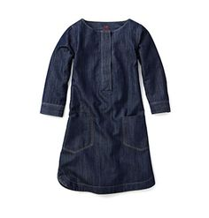 I love a denim dress in the summer. Its so easy to travel in or spend the day shopping.  This is my summers must have - from Joe Fresh, making it affordable!