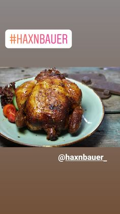 Neben #Haxn grillen wir auch #Hendl Wood Charcoal, Charcoal Grill, City Restaurants, Tandoori Chicken, Pork, Ethnic Recipes, Crickets, Charcoal Bbq Grill, Kale Stir Fry