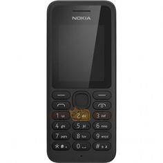 Мобильный телефон Nokia 130 Dual Sim Black U2014 1850 руб. U2014 поддержка двух SIM