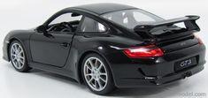 WELLY WE18024BK Scale 1/18  PORSCHE 911 997 GT3 2007 BLACK