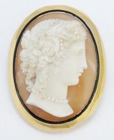 broche ancienne en or - les bijoux traditionnels Français