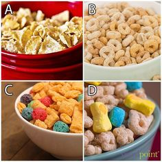 All time favorite cereal? Are you more partial to the healthy stuff or something sweeter?   #NationalCerealDay #Vocalpoint