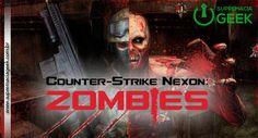 Counter-Strike Nexon: Zombies - Chega ao Brasil localizado em português e com novidades. É baseado no lendário jogo de ação online da Valve, Counter-Strike. Expandindo um dos melhores títulos FPS do mundo, a Nexon juntou-se à Valve para oferecer um novo título CS com a temática de zumbis. ____________________________ #Cinema #Entretenimento #GeekNews #Nerd #Geek #CulturaPop #MundoGeek #NoticiasNerd #Games #Jogos #SupremaciaGeek