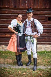 Zvodná Šarišanka v sexi krojovanej bielizni: Tej jednoducho neodoláte! Folk Costume, Costumes, Folk Clothing, Traditional Dresses, The Incredibles, Popular, People, Outfits, Clothes