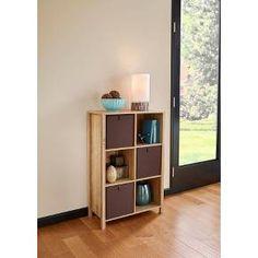 ClosetMaid Decorative 6-Cube Organizer with Adjustable Shelves : Target