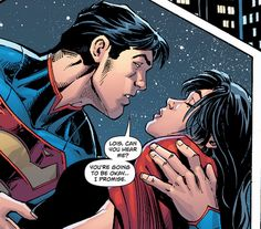 Superman & Lois New 52 Superman And Lois Lane, Superman Man Of Steel, Batman And Superman, Clark Kent Lois Lane, Dc Couples, Jimmy Olsen, Lex Luthor, New 52, Smallville