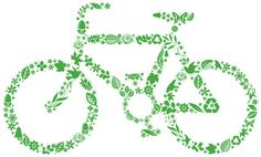 Symbols, Peace, Bike, Surface, Green, Infinite, Bicycle, Bicycles, Sobriety