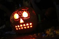 day of the dead pumpkin drill - Google Search