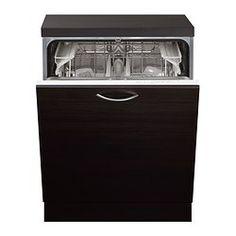 la lavavajillas es esencial en una cocina. éste es silenciosa y muy ràpida. està a la derecha de el horno