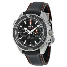 Seamaster Planet Ocean Black Dial Automatic zegarek męski [8272-232.32.46.51.01.005 (Męska] - 114 $: