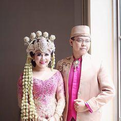 Pengantin sunda #mywedding #traditional #sundanese #wedding