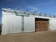 camera de uscare, uscator cherestea, drying kiln for lumber, wood drying chamber, fűrészáru szárító berendezés, faszárító
