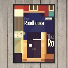 The Roadhouse Manchester - Stanley Chow http://www.thestanleychowprintshop.com/product/the-roadhouse-manchester