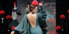 Trajes de flamenca simof 2017 | Estilo y Belleza