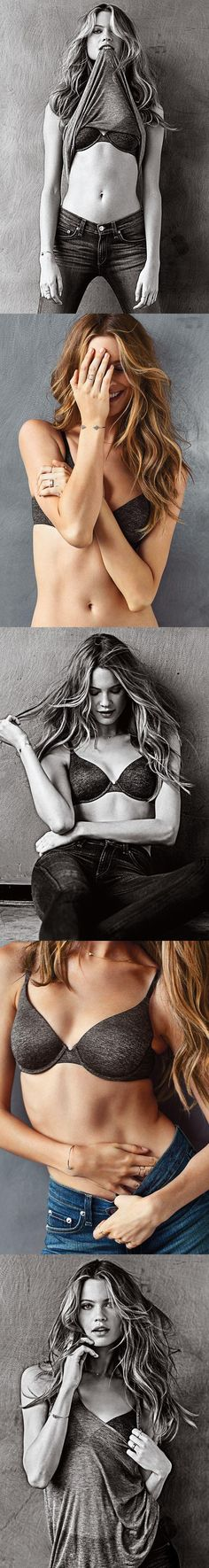 Simple can be oh-so sexy. The T-Shirt Bra is proof of that.