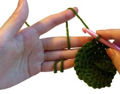 Crochet Spot » Blog Archive » How to Hold Yarn in Crochet - Crochet Patterns, Tutorials and News